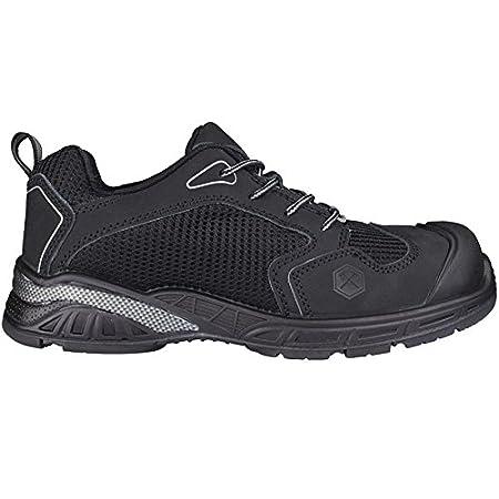 Toe Guard tg8041042 Runner Scarpe di sicurezza S1P taglia 42 nero:  Amazon.it: Fai da te