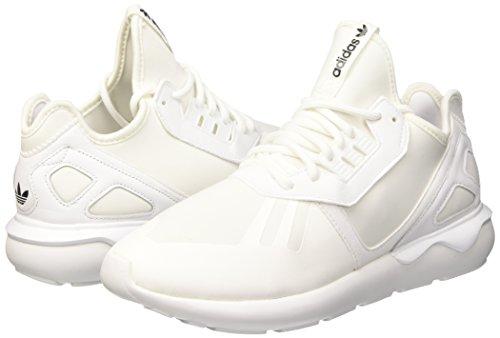 Blanc Noir Pour Runner Tubular Adidas Baskets Hommes XZaAaw