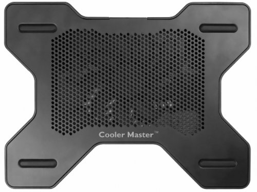 Cooler Master Notepal X-Lite - Gaming Laptop Cooling Pad with 140mm Fan