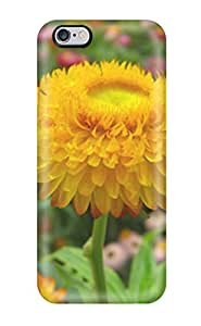 Iphone 6 Plus Case, Premium Protective Case With Awesome Look - Yellow Flowers