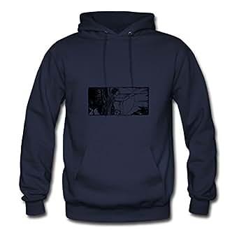 Navy Angel Making Music Elegent Design X-large Cotton Women Sweatshirts