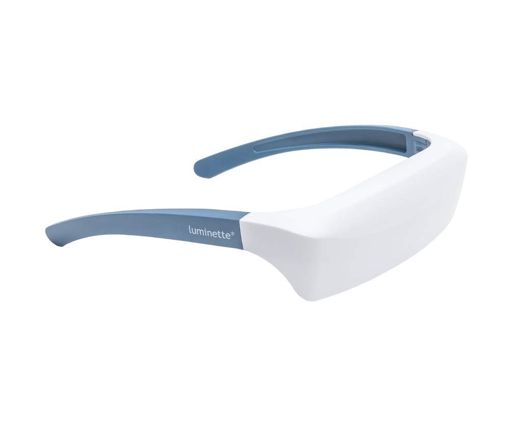 Luminette 2 - World's first Light Therapy Glasses - Boost your mood and improve your sleep in only 7 days by Luminette