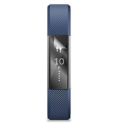 Fitbit Alta Screen Protector, HamFire HD Clear Film Screen Protector for Fitbit Alta Fitness Tracker