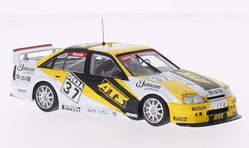 3000 Made Diecast Model - Opel Omega A 3000 24V, No.37, Irmscher Motor Sport, ATS, DTM, 1991, Model Car, Ready-made, Minichamps 1:43
