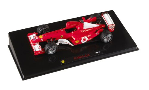 Hot Wheels Elite Ferrari - F2003 Ferrari Ga