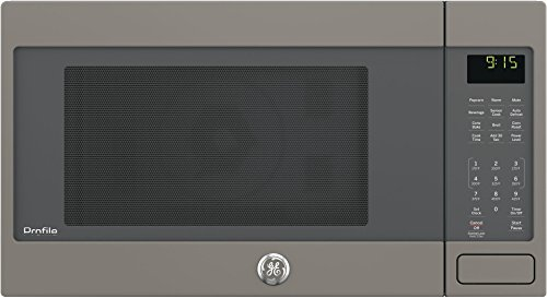 Cheap PEB9159EJES 22 Countertop Convection/Microwave Oven with 1.5 cu. ft. Capacity Sensor cooking controls Convection rack and Warming option in Slate