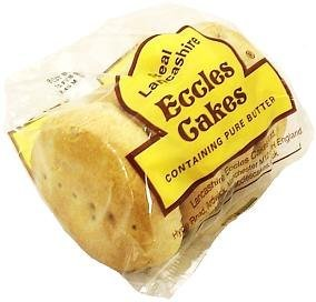 Real Lancashire Eccles Cakes 150g by Real - Eccles Cakes