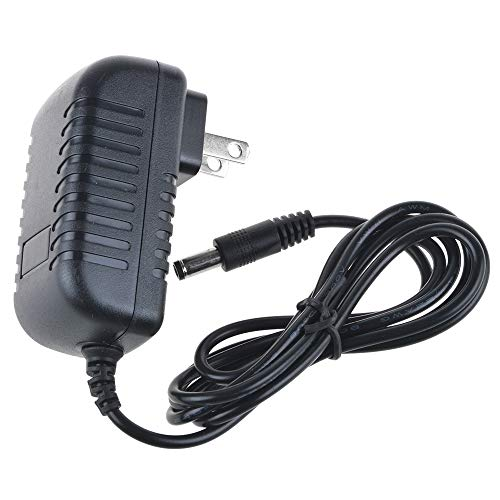 SLLEA AC Adapter Compatible with Dunlop FFM3 Jimi Hendrix Fuzz Face Mini Distortion Power Supply Cord Mains PSU