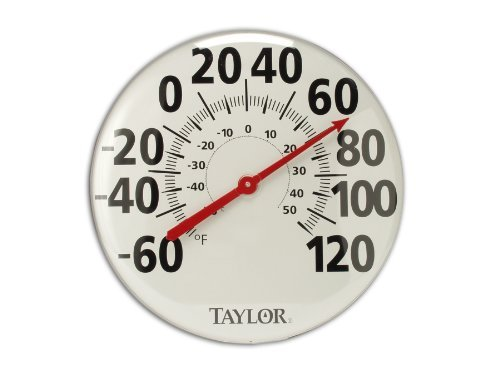 Taylor Precision Products Patio Thermometer (18-Inch) Taylor Thermometers