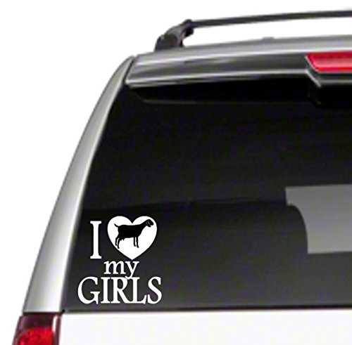 i-love-my-girls-nubian-goat-6-car-sticker-decal-farm-ranch-milk-cheesee44