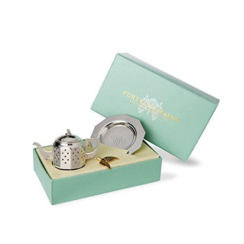 FORTNUM and MASON - Golden Leaf Tea Infuser