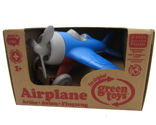 Green Toys Airplane Colors Assorted product image