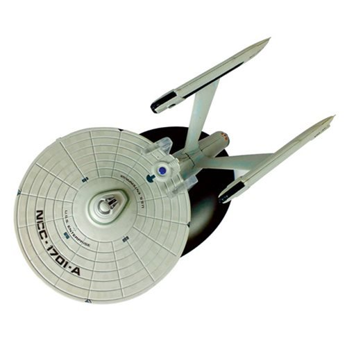 Star Trek Starships Vehicle & Collector Magazine #72: U.S...
