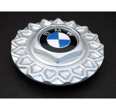 BMW Genuine Wheel Center Cap Wrench BBS 6-Point Cross-Spoke OEM