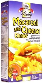 Mississippi Belle Macaroni and Cheese dinner