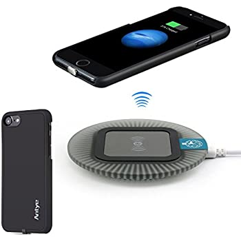 Amazon Com Antye Qi Wireless Charger For Iphone 7 Plus