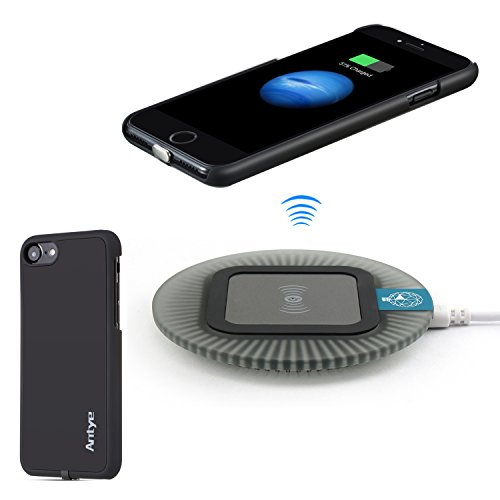 charging pad for iphone antye qi wireless charger kit for iphone 7 including 13785