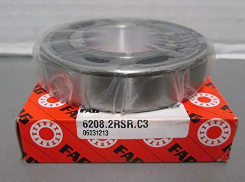 Koyo 6208 2RS CM Rillenkugellager Ball Bearing  40 x 80 x 18 mm Rubber Seal 2 si
