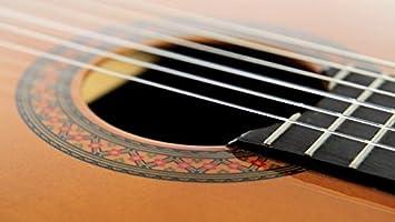 Yamaha C40 II Guitarra Clásica Guitarra 4/4 de madera, 65 cm 25 9 ...