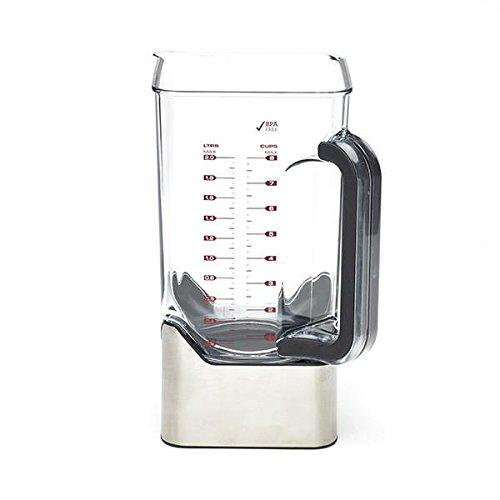 Breville Blender Jar for the Die-Cast Hemisphere Blender, 800BLXL ()
