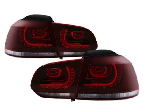 Golf Gti Led Tail Lights in US - 3