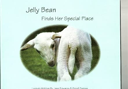 Jelly Bean Finds Her Special Place