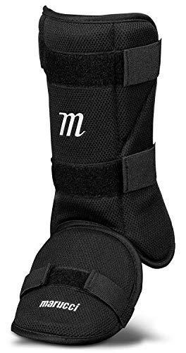 (Marucci Sports Equipment Sports, MPLG-BK, Leg Guard)