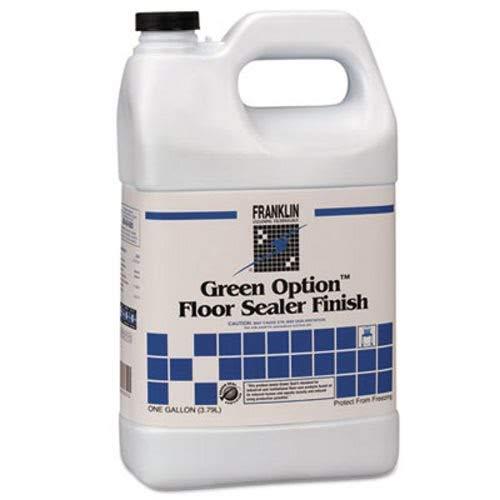 (Franklin FRKF330322 Green Option Floor Sealer/finish, 1 Gal Bottle, 4/carton )