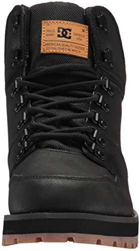 Dc Mens Peary Noir / Gomme