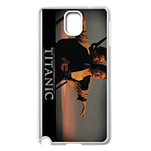 titanic in 3d Samsung Galaxy Note 3 Cell Phone Case White yyfD-216068