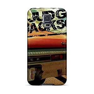 RudyPugh Samsung Galaxy S5 Shock-Absorbing Cell-phone Hard Covers Unique Design Fashion The Beatles Pictures [KEp11547BhKM]