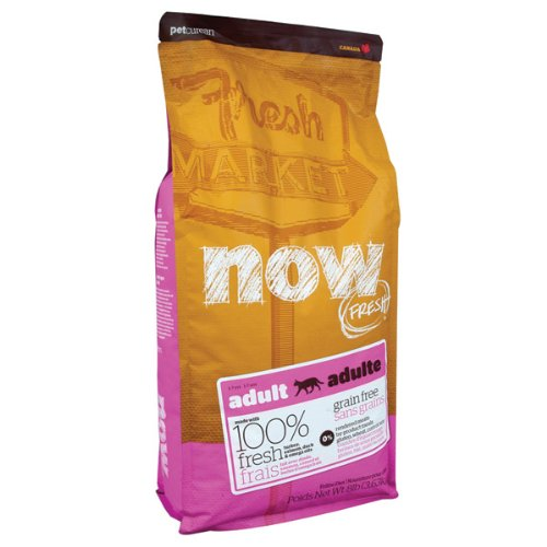 Now! Adult Cat Food – 8 pounds, My Pet Supplies