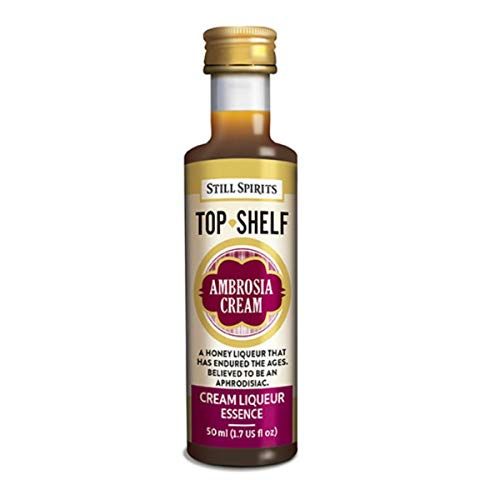 - Still Spirits Top Shelf Ambrosia Cream Essence Flavours 1.125L