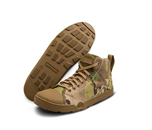 Altama OTB Maritime Assault Fin Friendly Mid Cut Operators Boots (Size 10, R, Multicam)