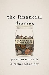 Book Cover: The Financial Diaries: How American Families Cope in a World of Uncertainty