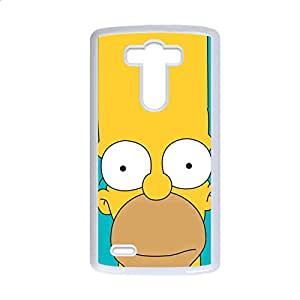High Quality Back Phone Case For Teens Printing Simpson For Lg G3 Choose Design 1