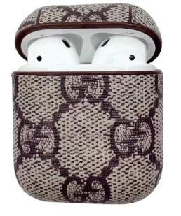22ad31b543b Image Unavailable. Image not available for. Color: Gucci Airpod Case  Protective ...