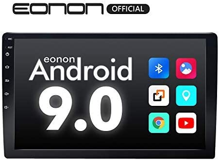2020 Car Stereo,Double Din Car Stereo, Eonon Car Radio 10.1 Inch GPS Navigation for Car,Android Stereo Support Apple Carplay/Android Auto/WiFi/Fast ...