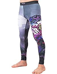 Masters of The Universe Skeletor Spats Compression Pants