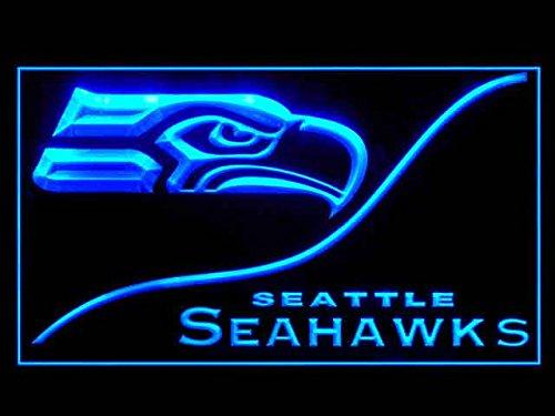 Seattle Seahawks Cool Led Light Sign Seattle Seahawks Light