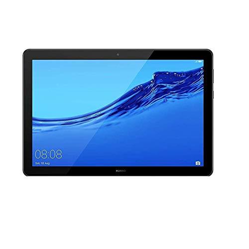 HUAWEI MediaPad T5 – Tablet de 10.1″ FullHD (Wifi, RAM de 3GB, ROM de 32GB, Android 8.0, EMUI 8.0), Color Negro