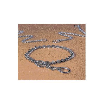 Fine Choke Chain Collar [Set of 3] Size: 16