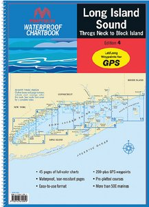 Maptech Long Island Sound WPB032504 by Maptech