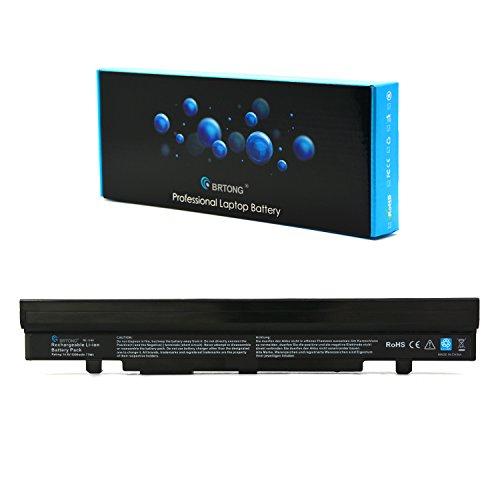 BRTONG New Laptop Battery for Asus U56E U46 U46E U46J U46S U56 U56J U56S Laptop Notebook PC Computer for Asus A42-U46 A32-U46 A41-U46 [Li-ion 8-cell 5200mAh/77WH] - 12 Months (Notebook Laptop Battery Pack)