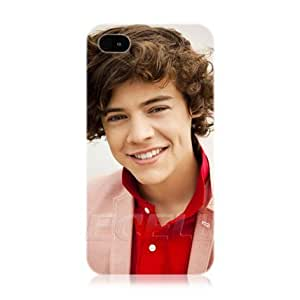 Ecell - HARRY STYLES ONE DIRECTION 1D PROTECTIVE BACK CASE FOR APPLE iPHONE 4 4S
