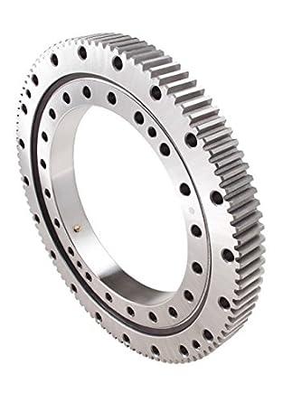 Silverthin STE-145 Slewing Ring, External Gear, Thru Holes
