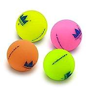 Craftsman Golf 3 Pack 2 Piece Matte Golf Balls High Performance Ball