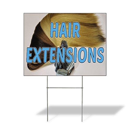Hari Extensions #1 Outdoor Lawn Decoration Corrugated Plasti