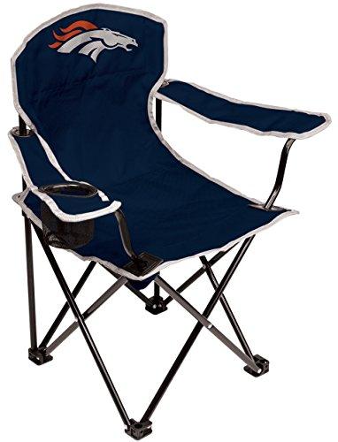 Coleman NFL Denver Broncos Youth Folding Chair, Blue