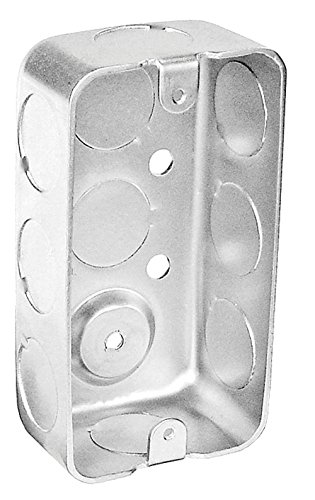 1-1/4 Inch Deep Handy Utility Box-10 per case
